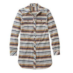 LLBean signature chamois flannel